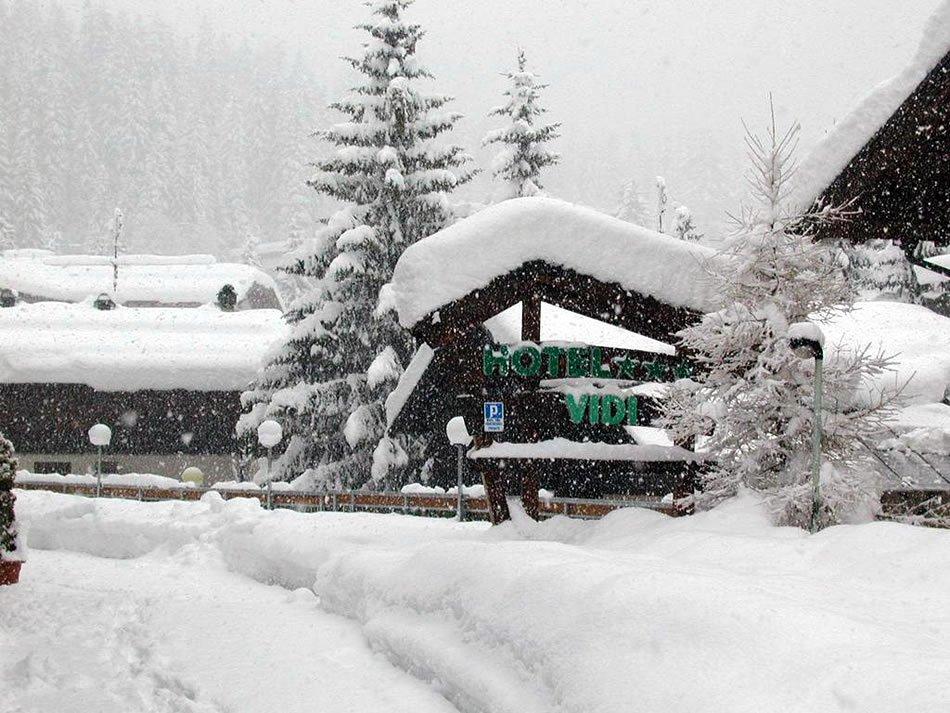 Alpen Hotel Vidi - Esterno struttura