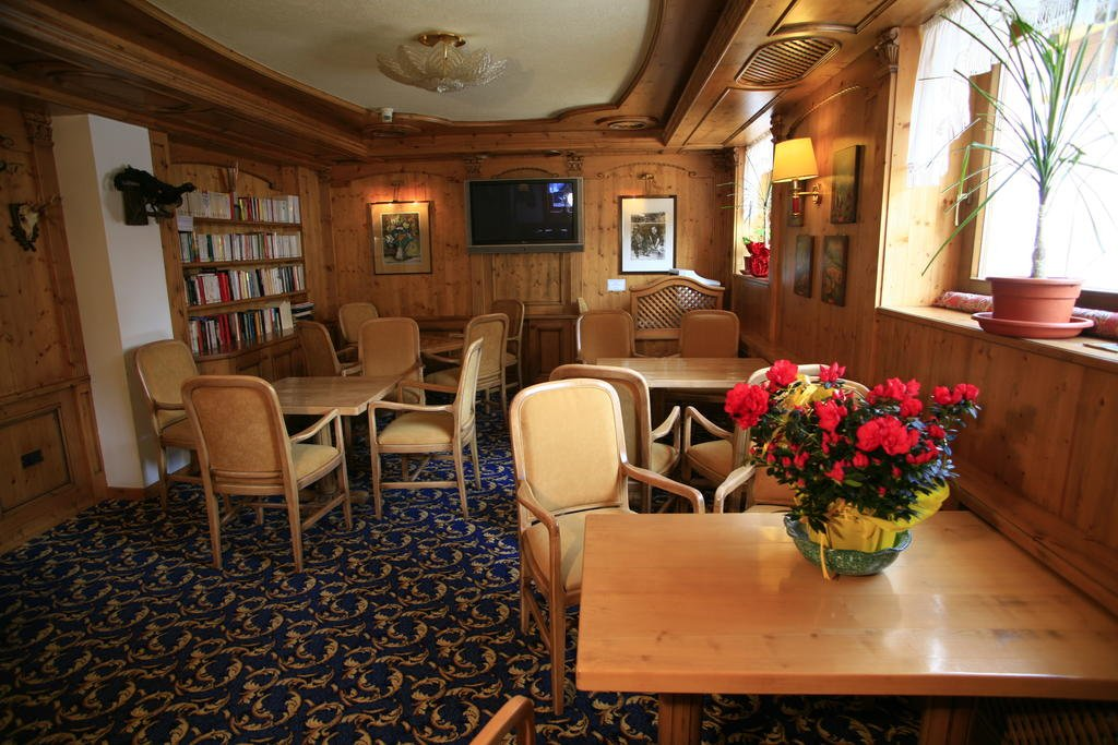 Alpen Hotel Vidi - Sala Tv