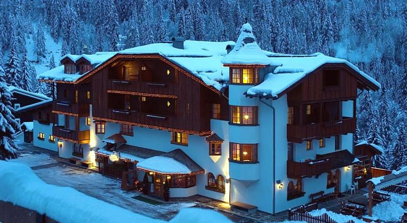 Bio Hotel Hermitage - La struttura