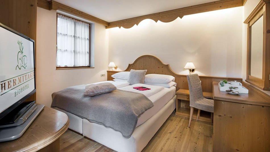 Bio Hotel Hermitage - Una camera