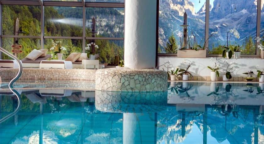 Bio Hotel Hermitage - Piscina coperta