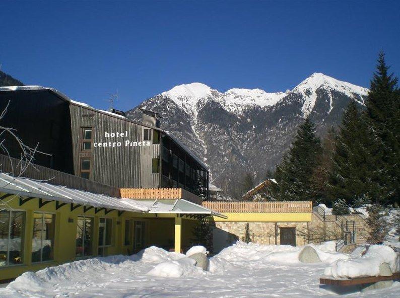 Centro Pineta Hotel & Wellness Val Rendena