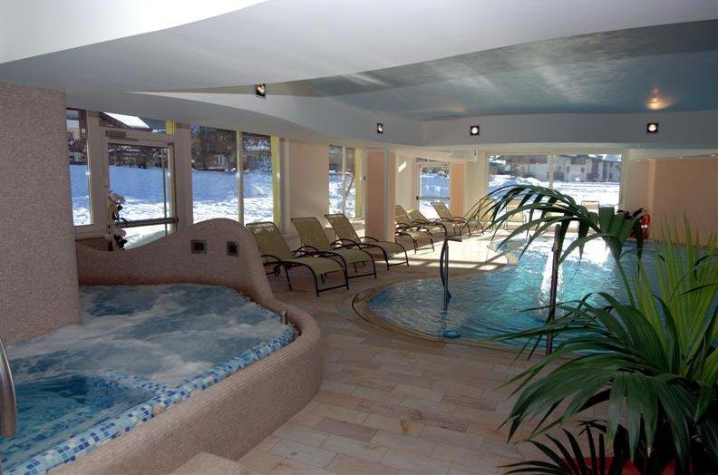 Centro Pineta Hotel & Wellness - Vasca idromassaggio