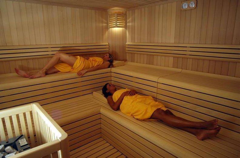Centro Pineta Hotel & Wellness - Sauna