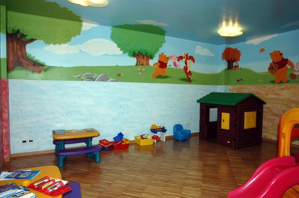 Centro Pineta Hotel & Wellness - Area giochi