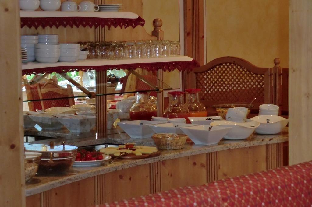 Albergo Garni Costa Verde - Prima colazione
