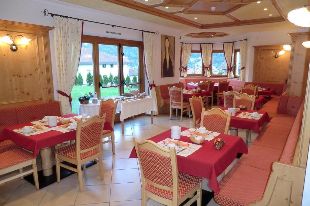 Albergo Garni Costa Verde - Sala colazione