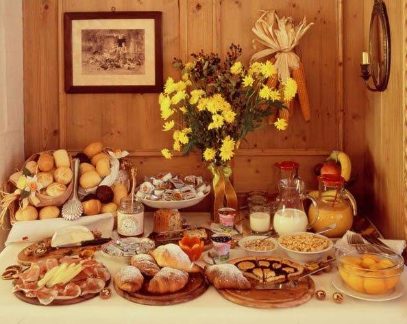 Garnì Maso Mistrin - Prima colazione