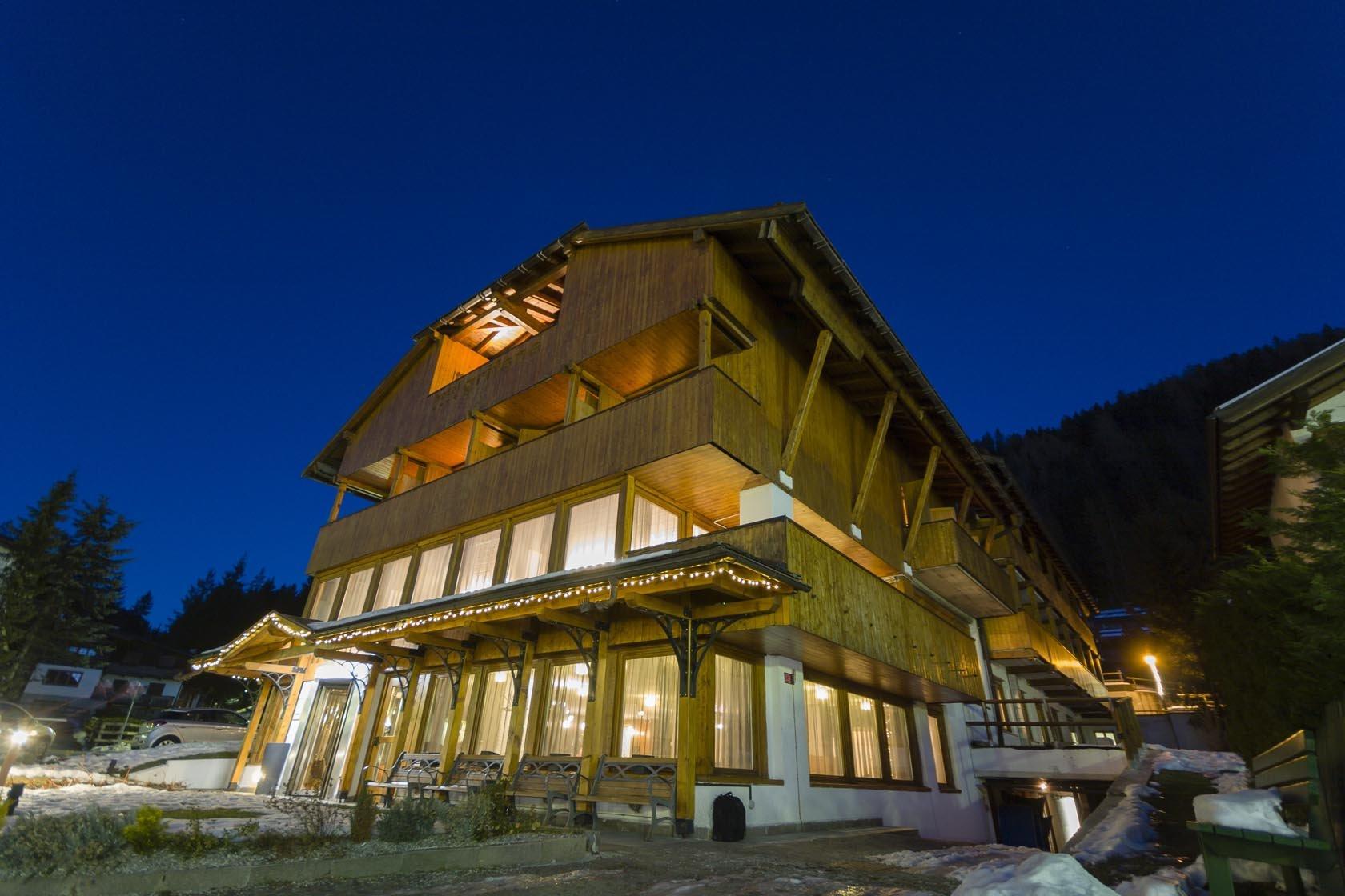 Grifone Hotel - Esterno struttura