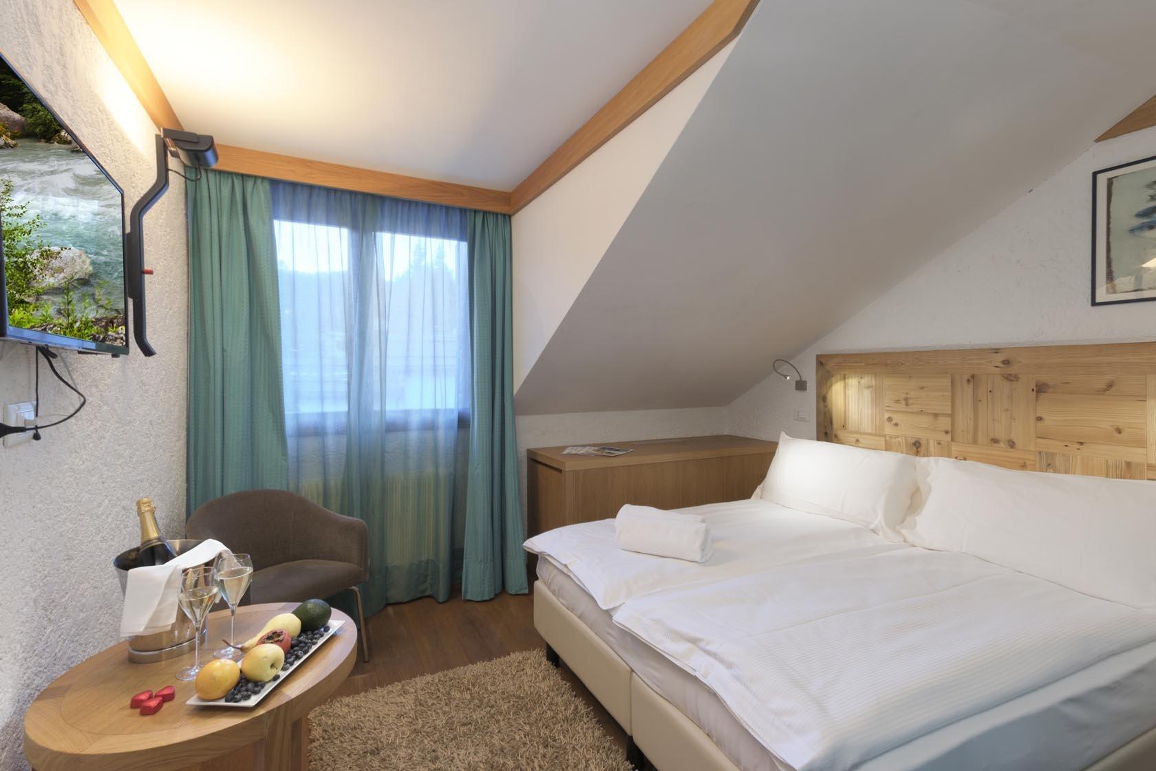 Grifone Hotel - Una camera