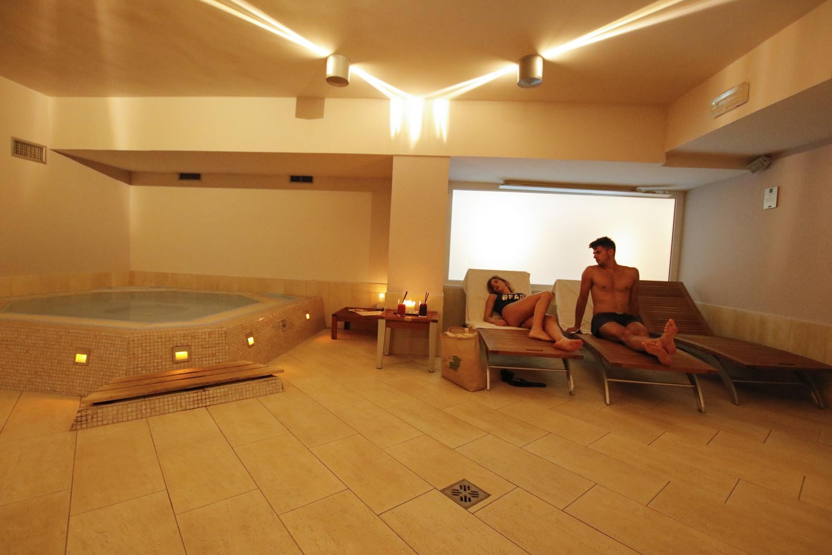 Grifone Hotel - Centro Wellness