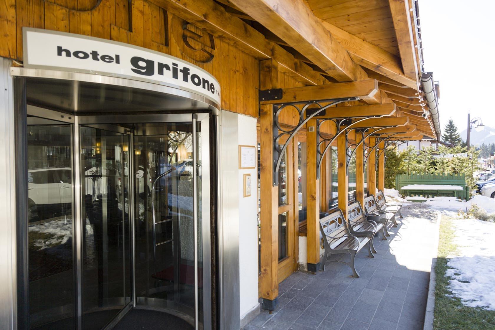 Grifone Hotel - La struttura