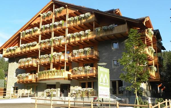 Hotel Maribel - La struttura
