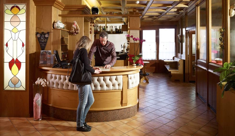 Panorama Hotel Fontanella - Hall