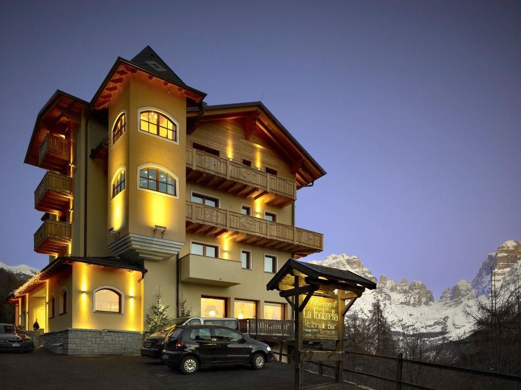 Panorama Hotel Fontanella - La struttura