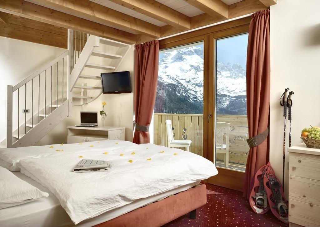 Panorama Hotel Fontanella - Una camera