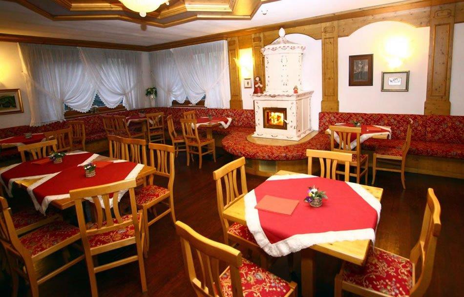 Park Residence Imperator - Sala colazione
